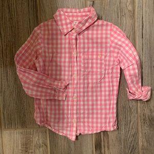 Toddler button down shirt
